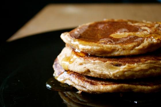 millet,cinnamon, flour, pancakes, maple, syrup, honey, molasses, gluten, free, dairy, free, breakfast