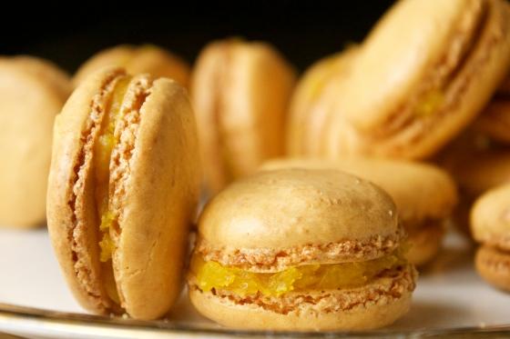 macaron, french, gluten, free, macaroons, history, of, lemon, yellow, curd, lemony, afternoon, tea, paris, italy, italian, easy, recipe,