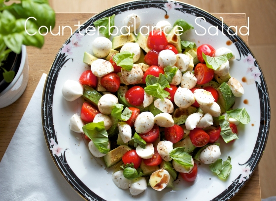 easy gluten free recipes uk, gluten, free, recipes, uk, simple, colourful, delicious, dinner, party, lunch, caprese, classic, italian, halloumi, sweetcorn, tarragon,