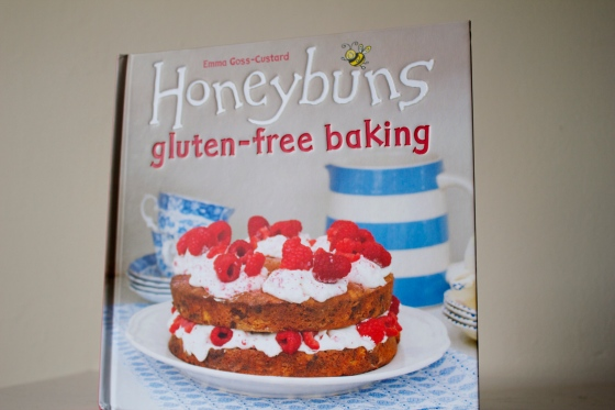 Honeybuns, Gluten Free, Baking Book, review