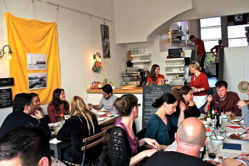 La Panemena, event, bristol, gluten free