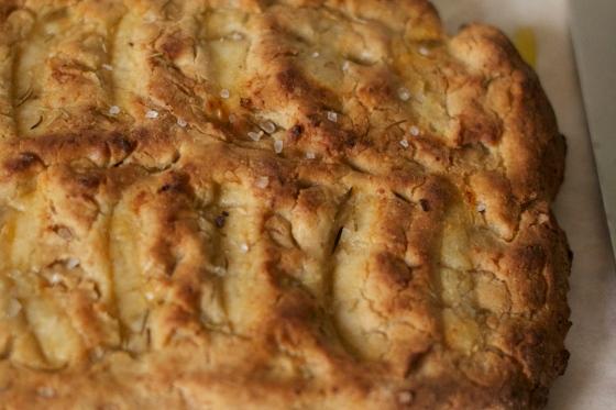 Gluten Free, easy, recipe, lucinda,  Focaccia