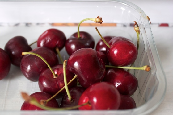 Cherries, cherry, wuthering bites, gluten free recipe uk, blog