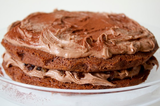 gluten free, chocolate cake, nutella