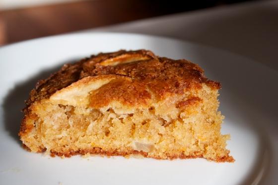 Apple, Carrot Gluten Free, Harvest Cake,