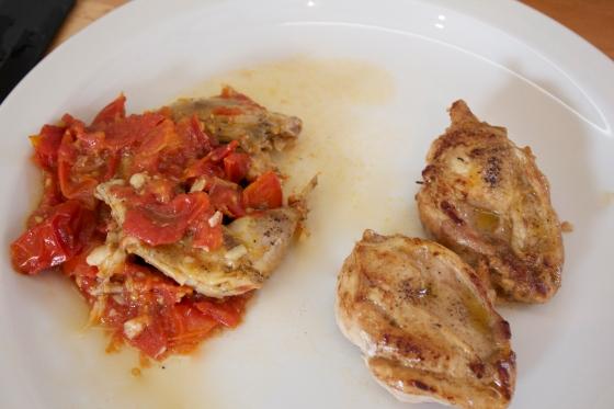 Partridge, vale house kitchen, gluten free