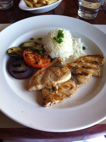 Daphne's ,Gluten Free, Barbados