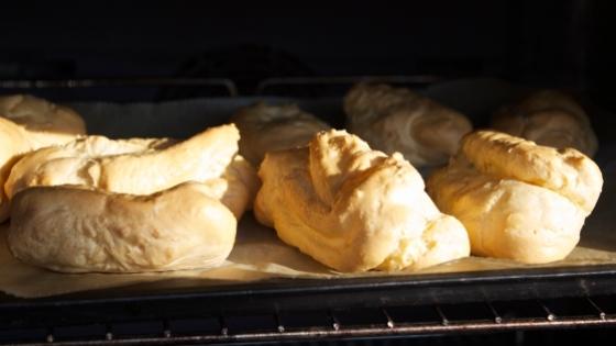Gluten Free, Choux pastry
