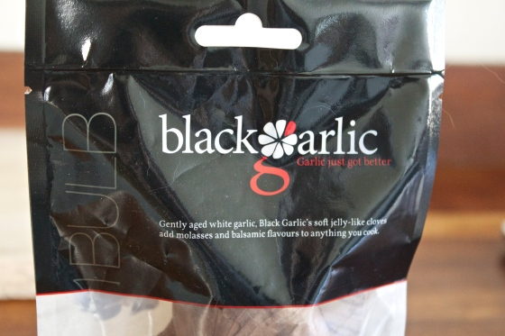 black garlic, recipe, gluten free, stir fry