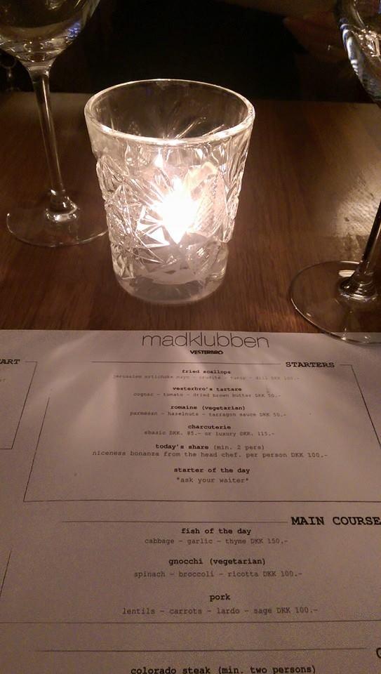 menu, gluten free, copenhagen