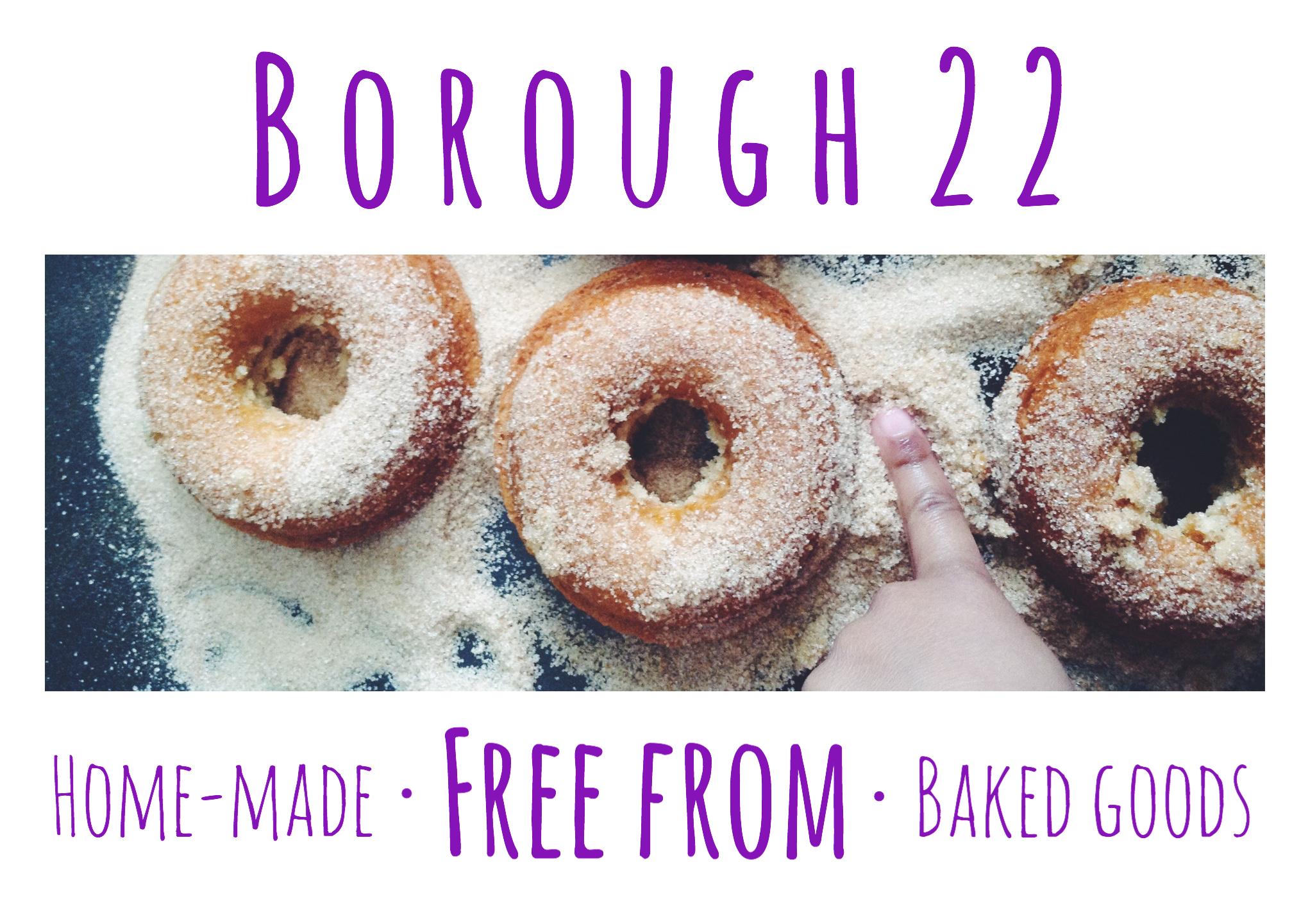 re lived doughnuts in an amazing gluten free vegan soya free egg free ...