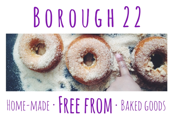 Borough 22, gluten free, review