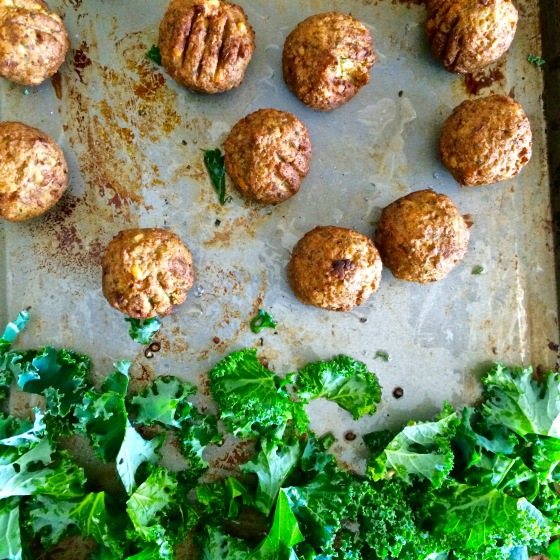 gluten free, falafel, kale, salad