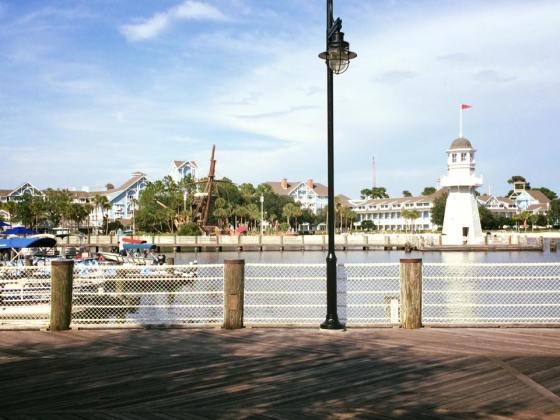 Disney's Yacht Club, Gluten free