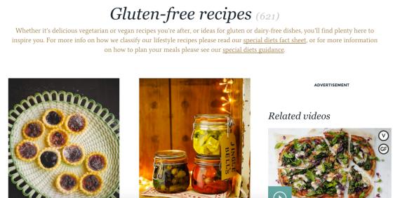 gluten free, jamie oliver